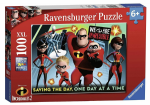 Ravensburger - INCREDIBLES 2  JIGSAW PUZZLE - 100 XXL Pieces NEW